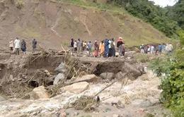 Lở đất khiến hơn 20 người thiệt mạng tại Ethiopia