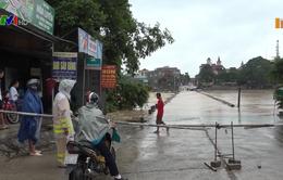 Ngập do mưa lớn tại miền Trung