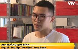 Thư viện miễn phí của chàng sinh viên Bách khoa
