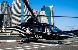 Trải nghiệm Uber trực thăng tại Mỹ