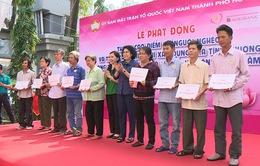 TP.HCM hưởng ứng tháng cao điểm vì người nghèo