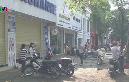 Khắc phục hậu quả mưa lũ tại Nghệ An