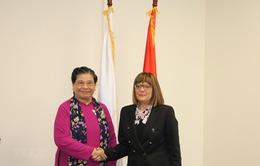 Tăng cường hợp tác Việt Nam - Serbia