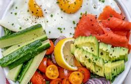 Ăn sáng đầy đủ giúp giảm cân