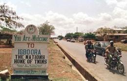 Khám phá thủ phủ sinh đôi ở Nigeria