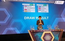 ĐT nữ Việt Nam cùng bảng CHDCND Triều Tiên, Hàn Quốc tại vòng loại thứ 3 Olympic Tokyo 2020