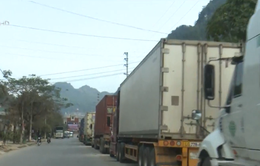 Lạng Sơn: Đưa giải pháp giảm ùn ứ nông sản tại cửa khẩu Tân Thanh