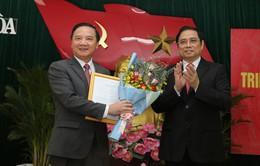 Công bố ông Nguyễn Khắc Định làm Bí thư Tỉnh ủy Khánh Hòa