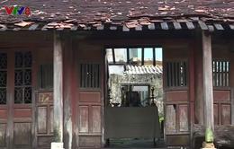 Nhiều điểm di tích lịch sử tại Thừa Thiên - Huế xuống cấp trầm trọng