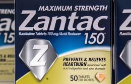 Sanofi thu hồi thuốc điều trị chứng rối loạn dạ dày Zantac tại Mỹ và Canada