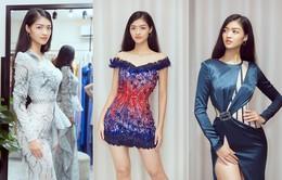 Á hậu Kiều Loan sẽ diện đầm đính 3000 viên đá đến Miss Grand International 2019