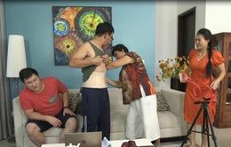 Gia đình 4.0: Thanh Hương xúi chồng livestream bán hàng trên mạng, bị mẹ chồng ghét ra mặt