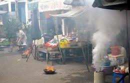 12 nguyên nhân gây ô nhiễm không khí tại Hà Nội