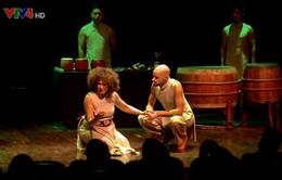 Ấn tượng các nghệ sĩ Pháp biểu diễn vở nhạc kịch Kim Vân Kiều