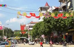 Khai mạc tuần văn hóa, thể thao du lịch non nước Cao Bằng