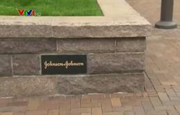 Hãng dược Johnson&Johnson chi hơn 20 triệu USD giải quyết đơn kiện ở bang Ohio