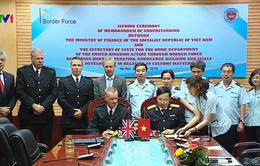 Hợp tác hải quan Việt Nam - Vương quốc Anh