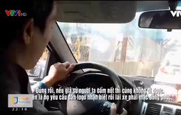 """Hệ lụy xã hội từ việc không thể nhận biết """"taxi công nghệ"""""""