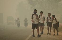 Trẻ hít không khí ô nhiễm có nguy cơ tử vong cao hơn