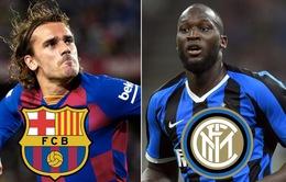 Lịch trực tiếp bóng đá Champions League hôm nay (2/10): Barcelona đại chiến Inter Milan