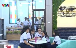 5 trường tại TP.HCM xây dựng mô hình trường học thông minh