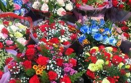 Hoa hồng hạnh phúc không chỉ dành cho ngày 20/10