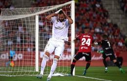 Lịch thi đấu, kết quả, BXH Vòng 9 La Liga: 2 đội bóng Madrid gây thất vọng
