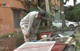 Hà Nội yêu cầu thau rửa bể nước chung cư xong trong ngày 20/10