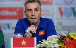 HLV Miguel Rodrigo: ĐT futsal Việt Nam có thể giành 9 điểm tuyệt đối ở vòng bảng