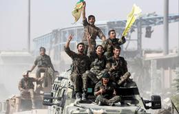 Các lực lượng người Kurd ở Syria nối lại chiến dịch quân sự chống IS