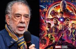"Huyền thoại Hollywood Francis Coppola: ""Phim Marvel thật đáng khinh"""
