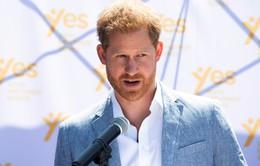 Hoàng tử Anh Harry thừa nhận mâu thuẫn với anh trai