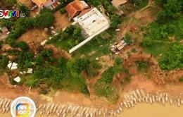 Hệ lụy về dân sinh do khai thác cát ồ ạt tại Campuchia