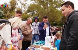1 ngày không sản phẩm nhựa tại Odessa, Ukraine