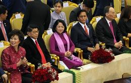 Phó Chủ tịch nước dự Lễ nhậm chức Tổng thống và Phó Tổng thống Indonesia