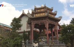 Khám phá ngôi chùa cổ nằm trên cao nguyên Đắk Lắk