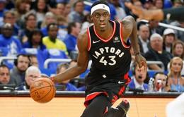 Toronto Raptors gia hạn hợp đồng với Pascal Siakam