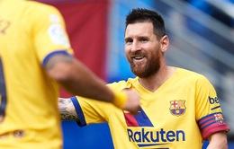 """Barcelona lại sắp cho Real Madrid """"hít khói"""""""