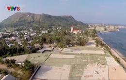 Quảng Ngãi hoàn tất  hồ sơ công viên địa chất Lý Sơn Sa Huỳnh