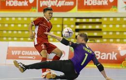 Lịch trực tiếp bóng đá hôm nay (23/10): Căng thẳng vòng cuối V.League, ĐT futsal Việt Nam quyết thắng Malaysia