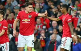 Đội hình tiêu biểu vòng 9 Ngoại hạng Anh: Thành Manchester mở cờ