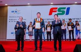 FSI được bình chọn vào Top 50 doanh nghiệp CNTT hàng đầu Việt Nam 2019