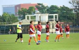 Đội tuyển U19 nữ Việt Nam chốt danh sách tham dự VCK U19 nữ châu Á 2019