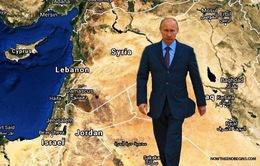 Nga tăng cường vai trò ở Trung Đông