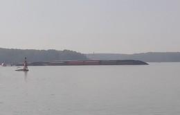 Sẵn sàng ứng phó sự cố tràn dầu tàu Vietsun Integerity