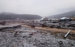 Vỡ đập tại Nga: Tìm thấy két sắt chứa 18kg vàng
