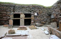 Biến đổi khí hậu đe dọa phá hủy các công trình kiến trúc cổ ở Scotland