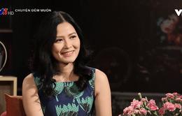 """DV Thúy Hà: """"Tôi không thích mang gia đình, cuộc sống riêng lên mạng xã hội"""""""