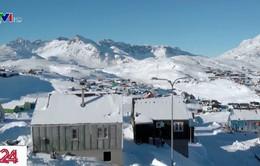 Vị trí và tiềm năng của Bắc Cực