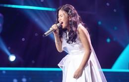 Khánh An - Bảo Hân giành vé vớt vào chung kết Giọng hát việt nhí